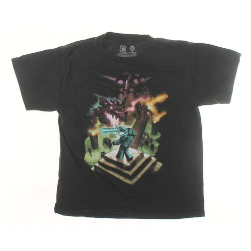 Mojang T-shirt in size 7 at up to 95% Off - Swap.com