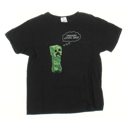 Mojang T-shirt in size 8 at up to 95% Off - Swap.com