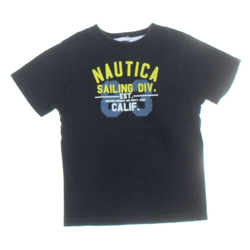 Nautica T-shirt in size 7 at up to 95% Off - Swap.com