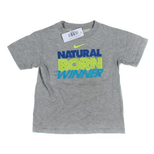 NIKE T-shirt in size 4/4T at up to 95% Off - Swap.com