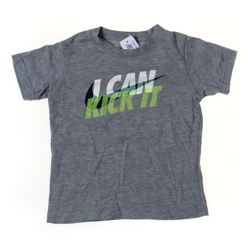 NIKE T-shirt in size 5/5T at up to 95% Off - Swap.com