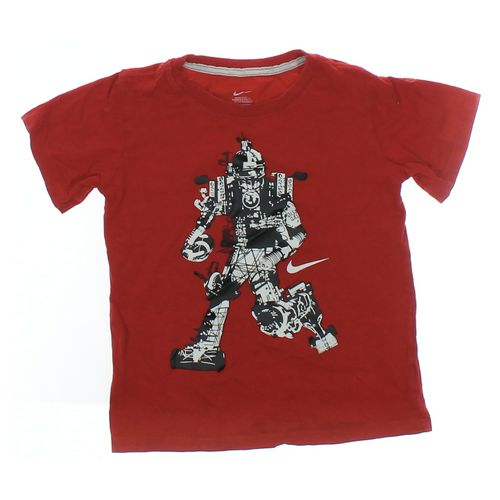 NIKE T-shirt in size 6 at up to 95% Off - Swap.com