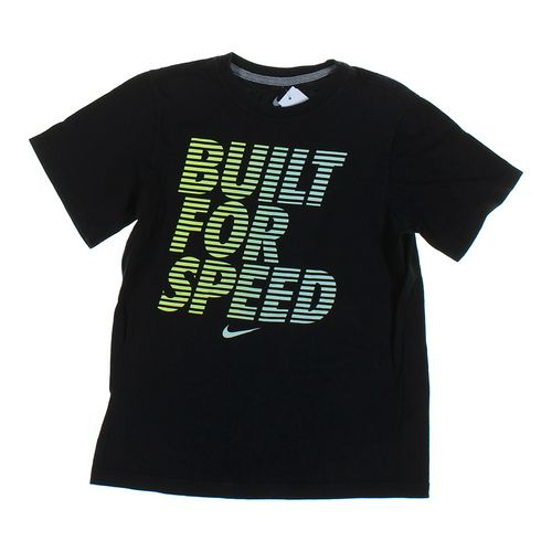 NIKE T-shirt in size 9 at up to 95% Off - Swap.com