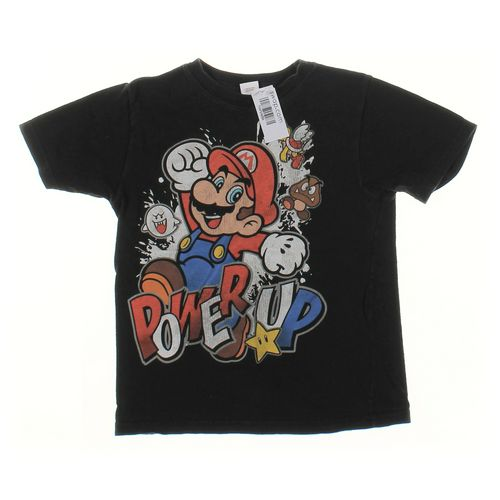 Nintendo T-shirt in size 7 at up to 95% Off - Swap.com