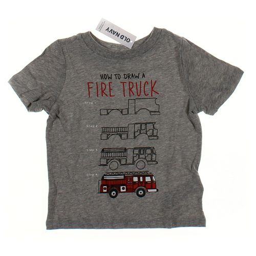 Old Navy T-shirt in size 12 mo at up to 95% Off - Swap.com