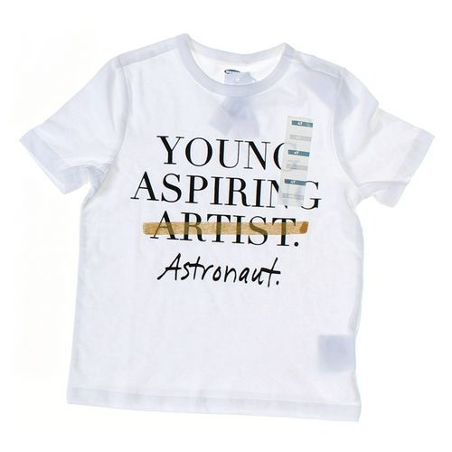 Old Navy T-shirt in size 4/4T at up to 95% Off - Swap.com