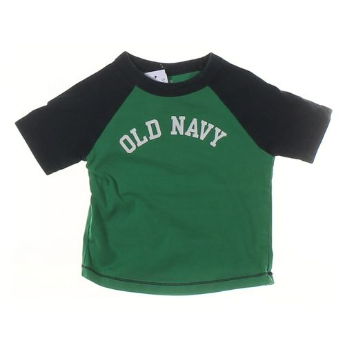 Old Navy T-shirt in size 6 mo at up to 95% Off - Swap.com