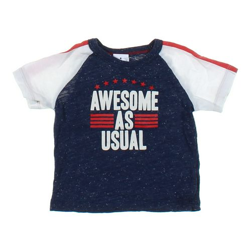 OshKosh B'gosh T-shirt in size 18 mo at up to 95% Off - Swap.com