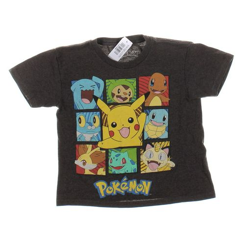 Pokémon T-shirt in size 4/4T at up to 95% Off - Swap.com
