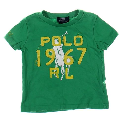 Polo by Ralph Lauren T-shirt in size 12 mo at up to 95% Off - Swap.com