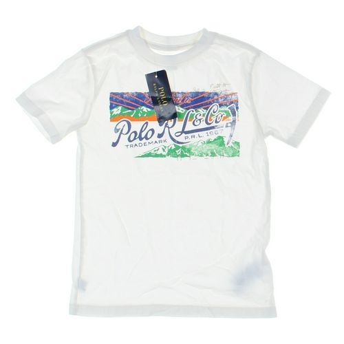 Polo by Ralph Lauren T-shirt in size 6 at up to 95% Off - Swap.com