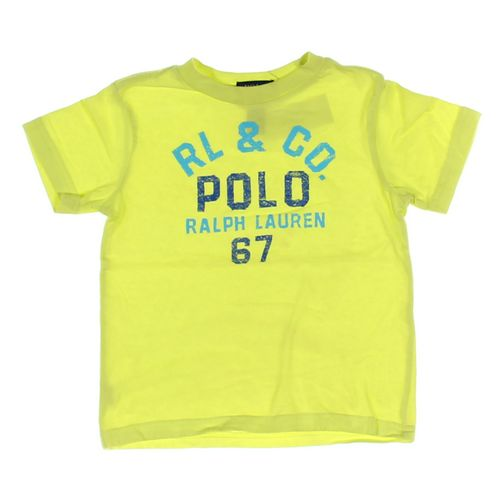 Polo Ralph Lauren T-shirt in size 2/2T at up to 95% Off - Swap.com