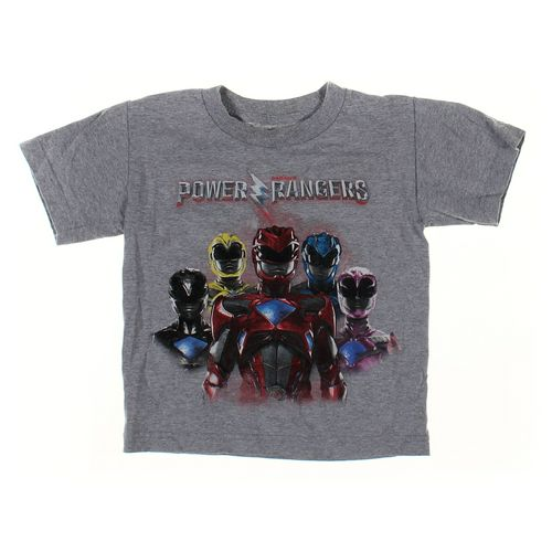 Power Rangers T-shirt in size 6 at up to 95% Off - Swap.com