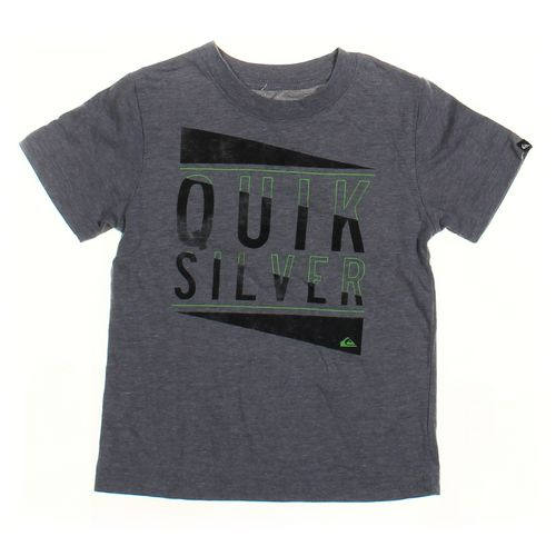 Quiksilver T-shirt in size 4/4T at up to 95% Off - Swap.com