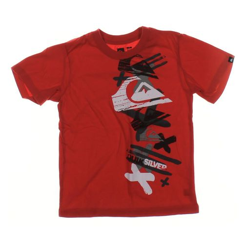 Quiksilver T-shirt in size 7 at up to 95% Off - Swap.com