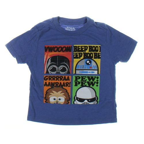 Star Wars T-shirt in size 4/4T at up to 95% Off - Swap.com