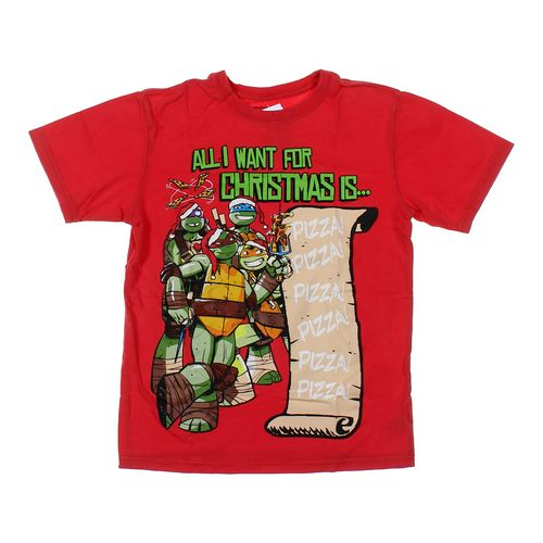 Teenage Mutant Ninja Turtles T-shirt in size 10 at up to 95% Off - Swap.com