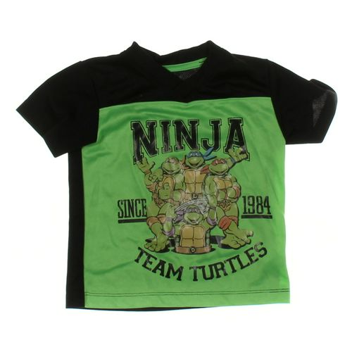 Teenage Mutant Ninja Turtles T-shirt in size 2/2T at up to 95% Off - Swap.com