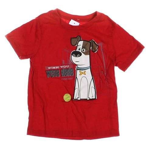 The Secret Life of Pets T-shirt in size 4/4T at up to 95% Off - Swap.com