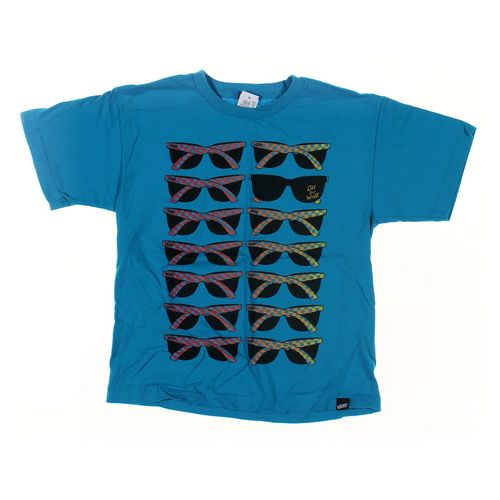 Vans T-shirt in size 12 at up to 95% Off - Swap.com