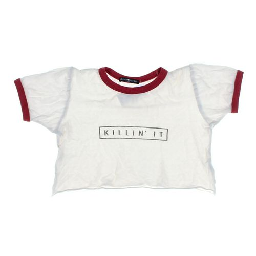 Brandy Melville T-shirt in size JR 7 at up to 95% Off - Swap.com