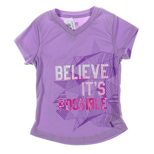 C9 by Champion T-shirt in size 4/4T at up to 95% Off - Swap.com