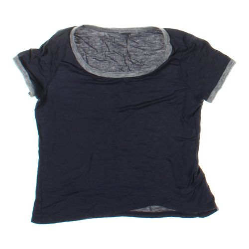 Charlotte Russe T-shirt in size 6 at up to 95% Off - Swap.com
