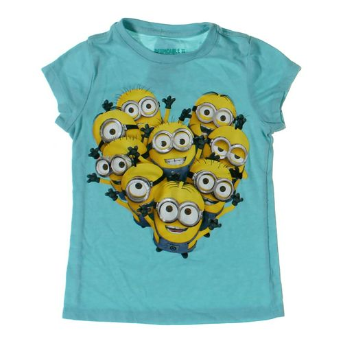 Despicable Me T-shirt in size 4/4T at up to 95% Off - Swap.com