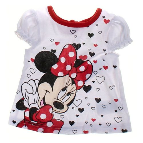 Disney T-shirt in size 3 mo at up to 95% Off - Swap.com
