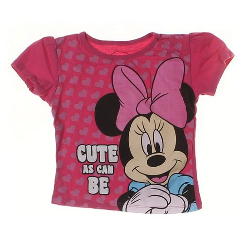 Disney T-shirt in size 4/4T at up to 95% Off - Swap.com