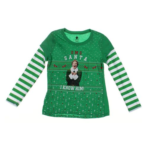 Elf T-shirt in size JR 19 at up to 95% Off - Swap.com