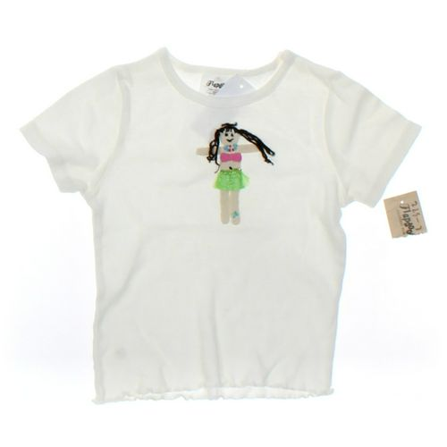 Flapdoodles T-shirt in size 3/3T at up to 95% Off - Swap.com
