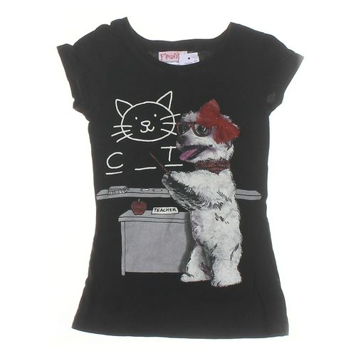 Fleurish Girl T-shirt in size 6 at up to 95% Off - Swap.com