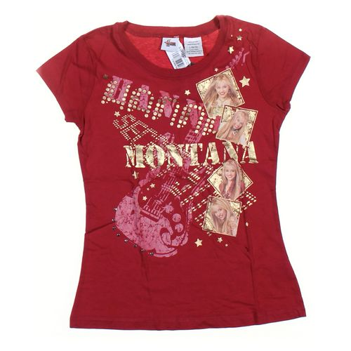 Hannah Montana T-shirt in size 10 at up to 95% Off - Swap.com