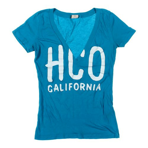 Hollister T-shirt in size JR 0 at up to 95% Off - Swap.com