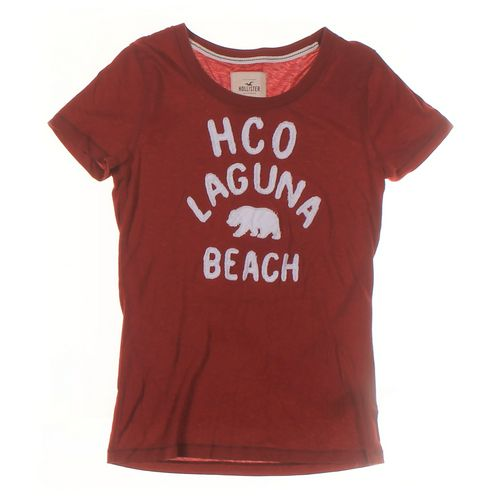 Hollister T-shirt in size JR 11 at up to 95% Off - Swap.com