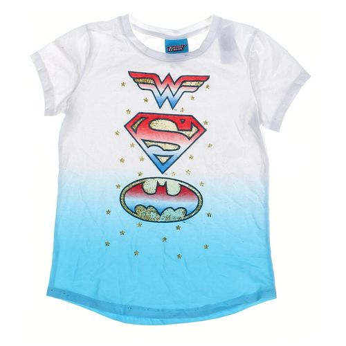Justice League T-shirt in size 10 at up to 95% Off - Swap.com
