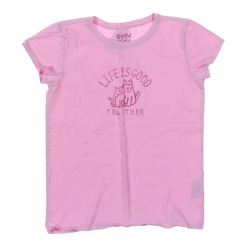 Life is Good T-shirt in size 10 at up to 95% Off - Swap.com