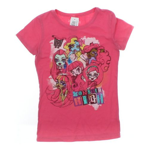 Monster High T-shirt in size 8 at up to 95% Off - Swap.com