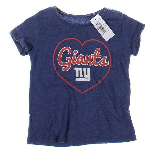 NFL Team Apparel T-shirt in size 4/4T at up to 95% Off - Swap.com