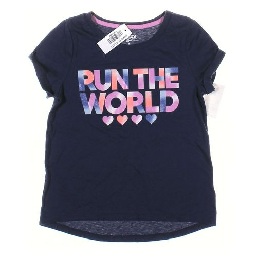 OshKosh B'gosh T-shirt in size 8 at up to 95% Off - Swap.com