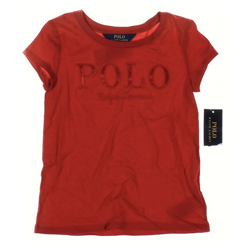 Polo Ralph Lauren T-shirt in size 6 at up to 95% Off - Swap.com