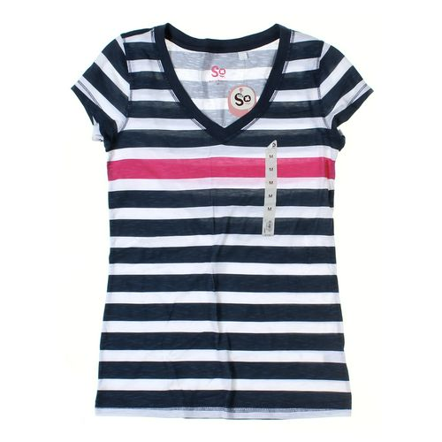 SO T-shirt in size JR 7 at up to 95% Off - Swap.com