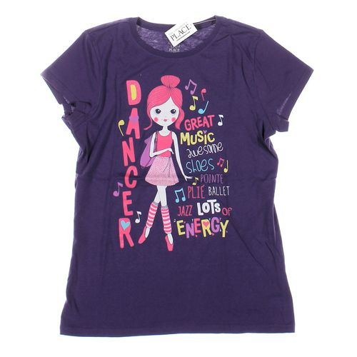 The Children's Place T-shirt in size 14 at up to 95% Off - Swap.com