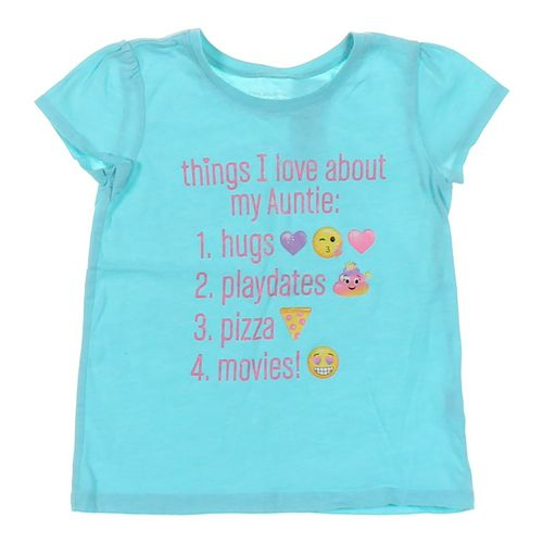 The Children's Place T-shirt in size 4/4T at up to 95% Off - Swap.com