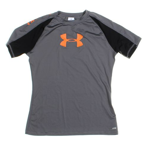 Under Armour T-shirt in size 14 at up to 95% Off - Swap.com