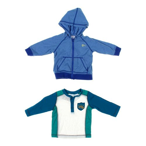First Impressions T-shirt & Hoodie Set in size 12 mo at up to 95% Off - Swap.com