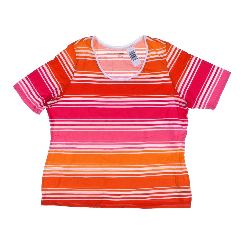 27ce3dca8c0 Lane Bryant T-shirt in size 18 at up to 95% Off - Swap