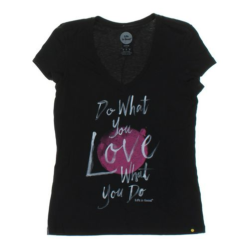 Life is Good T-shirt in size M at up to 95% Off - Swap.com
