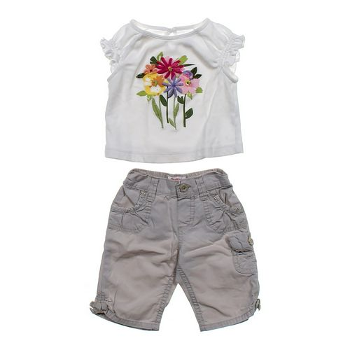 Gymboree T-shirt & Pants in size 3 mo at up to 95% Off - Swap.com